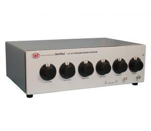 Capacitor de Década GenRad / IET 1413
