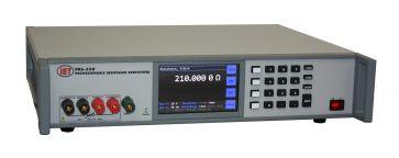 Caixa de resistência programável de precisão PRS-330 e simulador de RTD