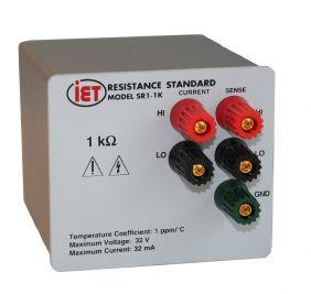 Resistor de calibração SR1-1K