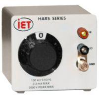 HRRS-B-1-100G-5KV Caixa de Decada de Alta Resistência