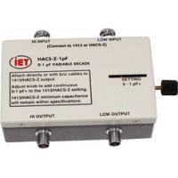 Aparador HACS-Z-1pF reduz a resolução para menos de 1 pF