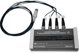 Dispositivo elétrico de teste de componentes discretos LOM-501TF
