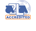 Certificado de Laboratório de Calibração Acreditado pela AZLA # 2073.01